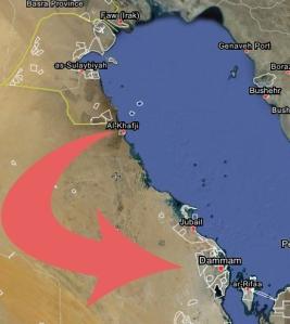 From_Kuwait_To_Dammam