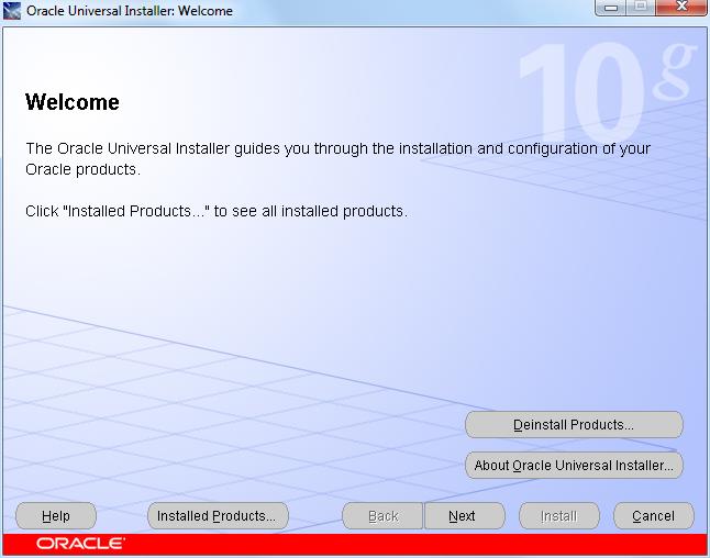 حل أكثر المشاكل شيوعا عند تثبيت Oracle Developer Suite 10g