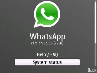 ����� ������ ���� ����� WhatsApp