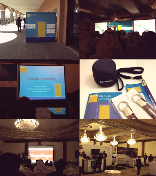 Microsoft Open Door Kuwait 2013