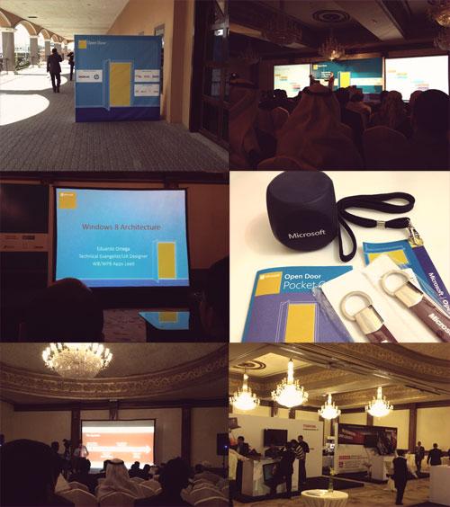 Microsoft Open Door Kuwait 2013