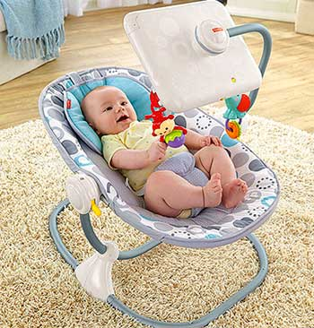 Newborn Apptivity Seat for iPad Device