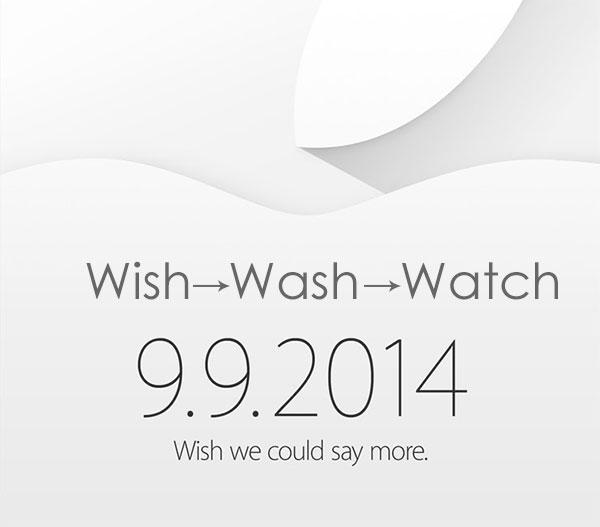 Apple Event 9 9 2014