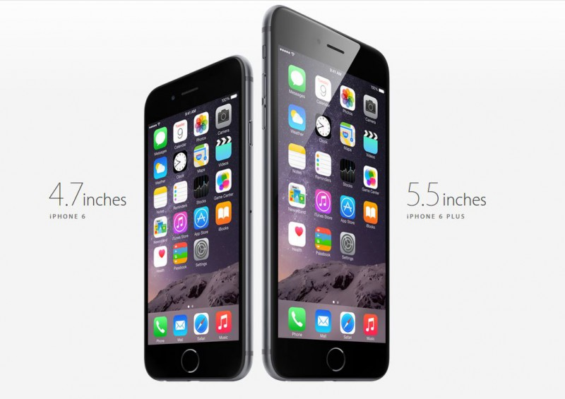 iPhone 6 Compare Models