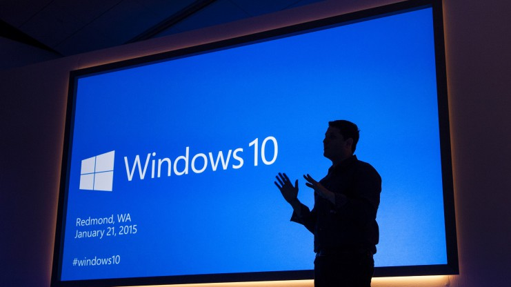 Microsoft Event Windows 10
